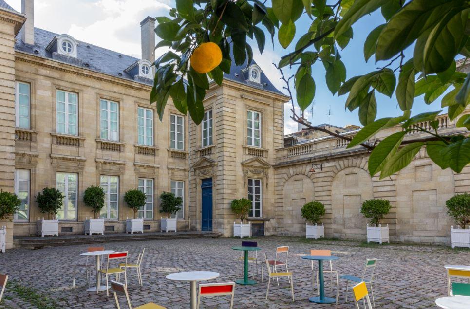 Le restaurant du madd | Musee des Arts decoratifs et du Design de Bordeaux