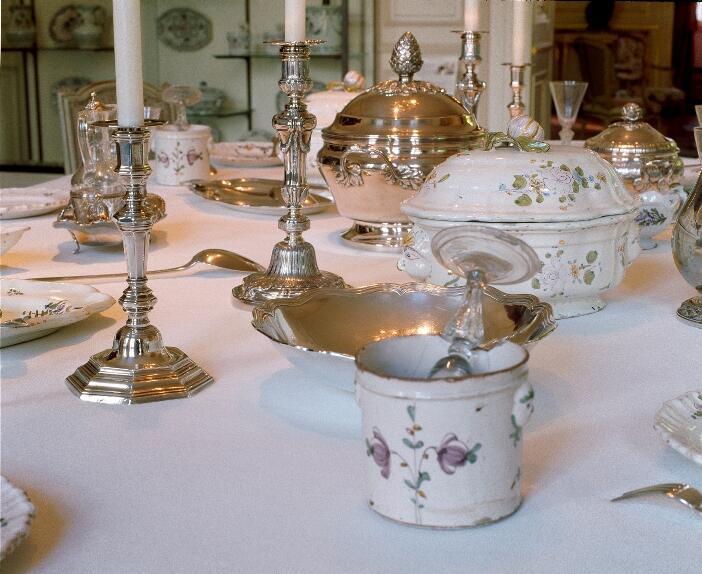 L Heure Du Souper Ou L Art Du Bien Manger Aux Xviie Et Xviiie Si Cles Museum Of Decorative