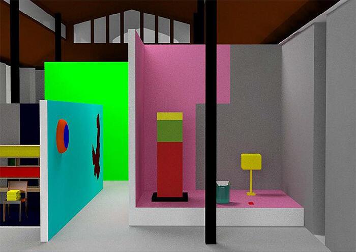 stage avec la designer aur lie vial studio pierre charpin. Black Bedroom Furniture Sets. Home Design Ideas