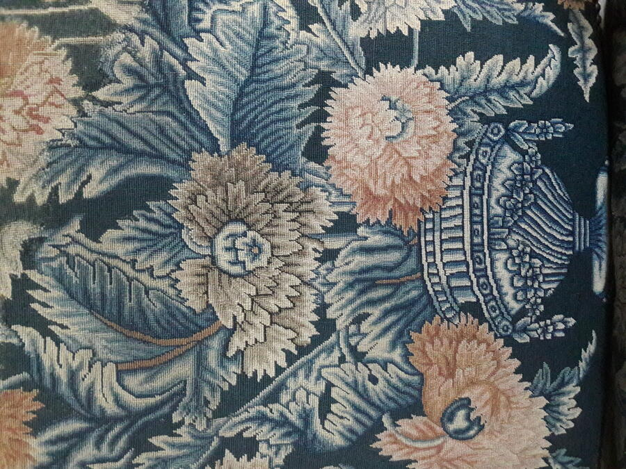 Visit In The Collection The Floral Motifs With Philippe Richard
