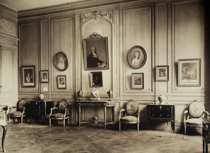 Salon bordelais, Exhibition of former art of XVIIth and XVIIIth centuries, 1924<br/> &copy;  madd Bordeaux
