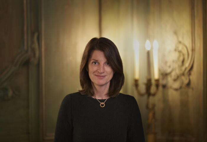 Constance Rubini, director of the musée des Arts décoratifs et du Design<br/> &copy; Christopher J Lane