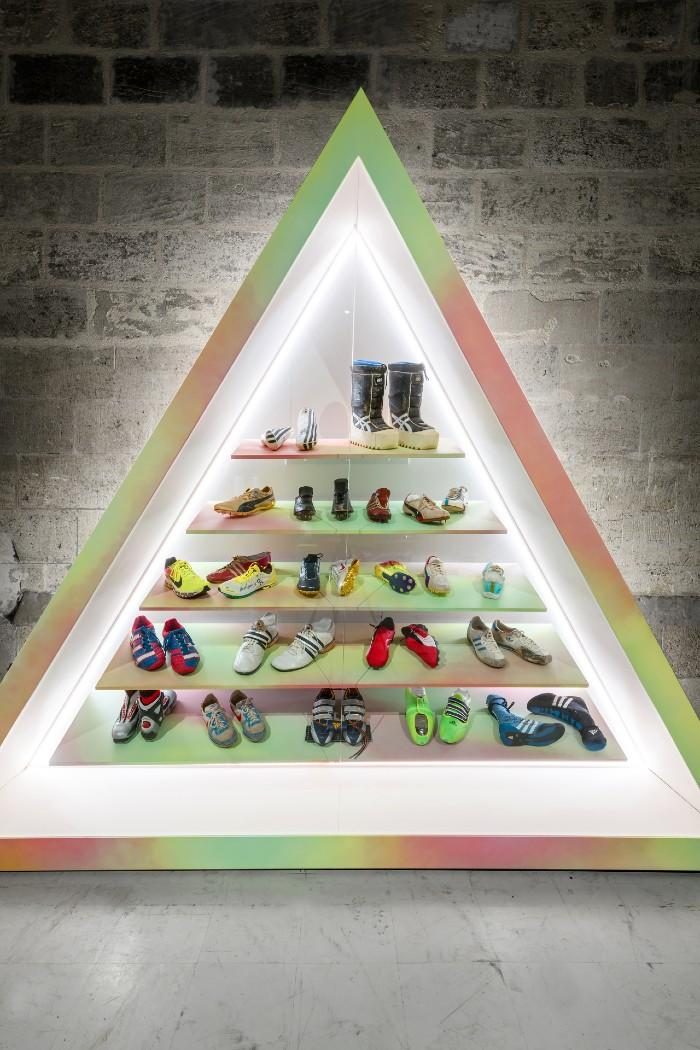 """Sneakers for Winners: The aura of the Olympic Games""<br/> &copy; Alastair Philip Wiper"